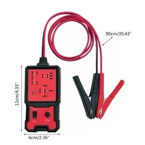 Image 3 - 12V Elektronische Automotive Relais Tester Universele Voor Auto S Auto Batterij Checker Dropshipping