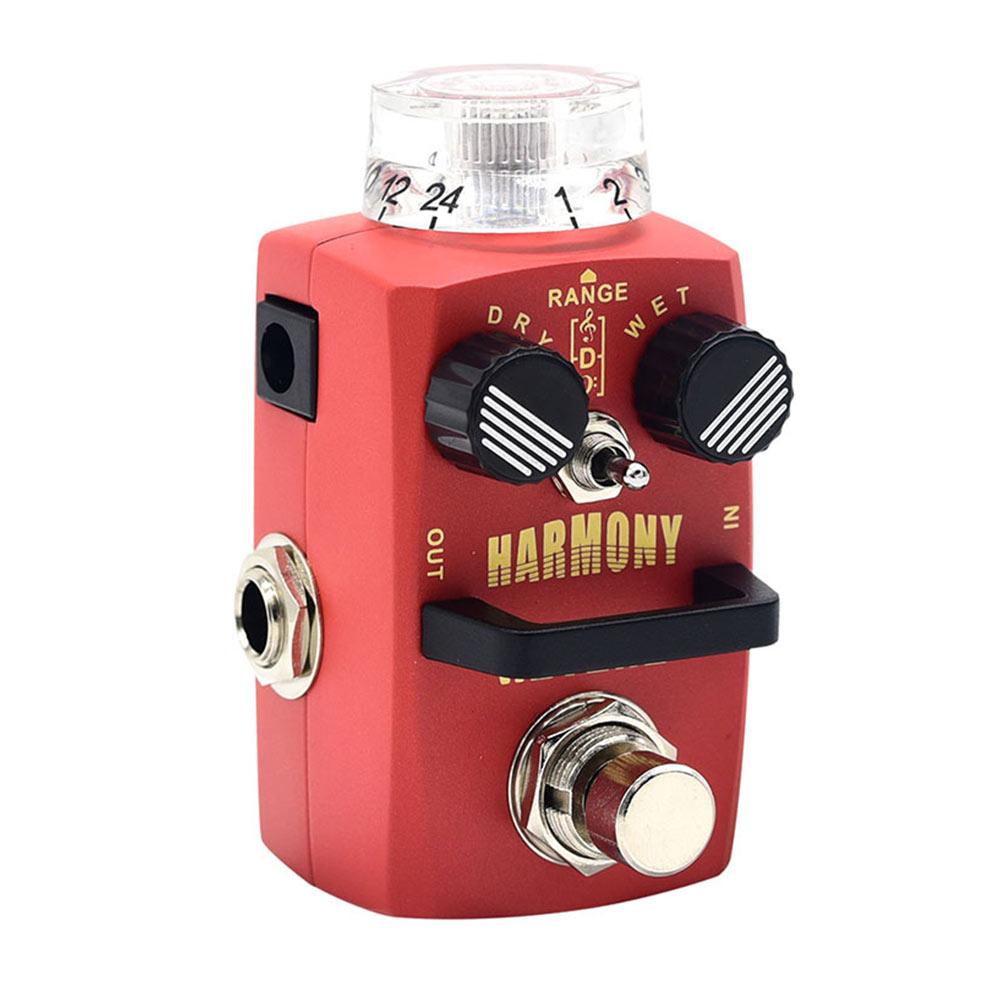 Hotone Skyline Harmony Digital Polyphonic Pitch Shift Shifting Organ 12-String Detune Guitar Bass Effects Pedal SPS-1