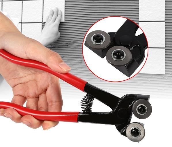 Outil /à d/écouper bricolage chrom/é de lartisanat Mini pince coupante diagonale avec double ressort la r/éparation DIY
