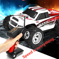 A979 B RC Car 1/18 RC 2.4G 4WD High Speed 70km/h Remote Control Car Shockproof System Powerful motor for grass desert
