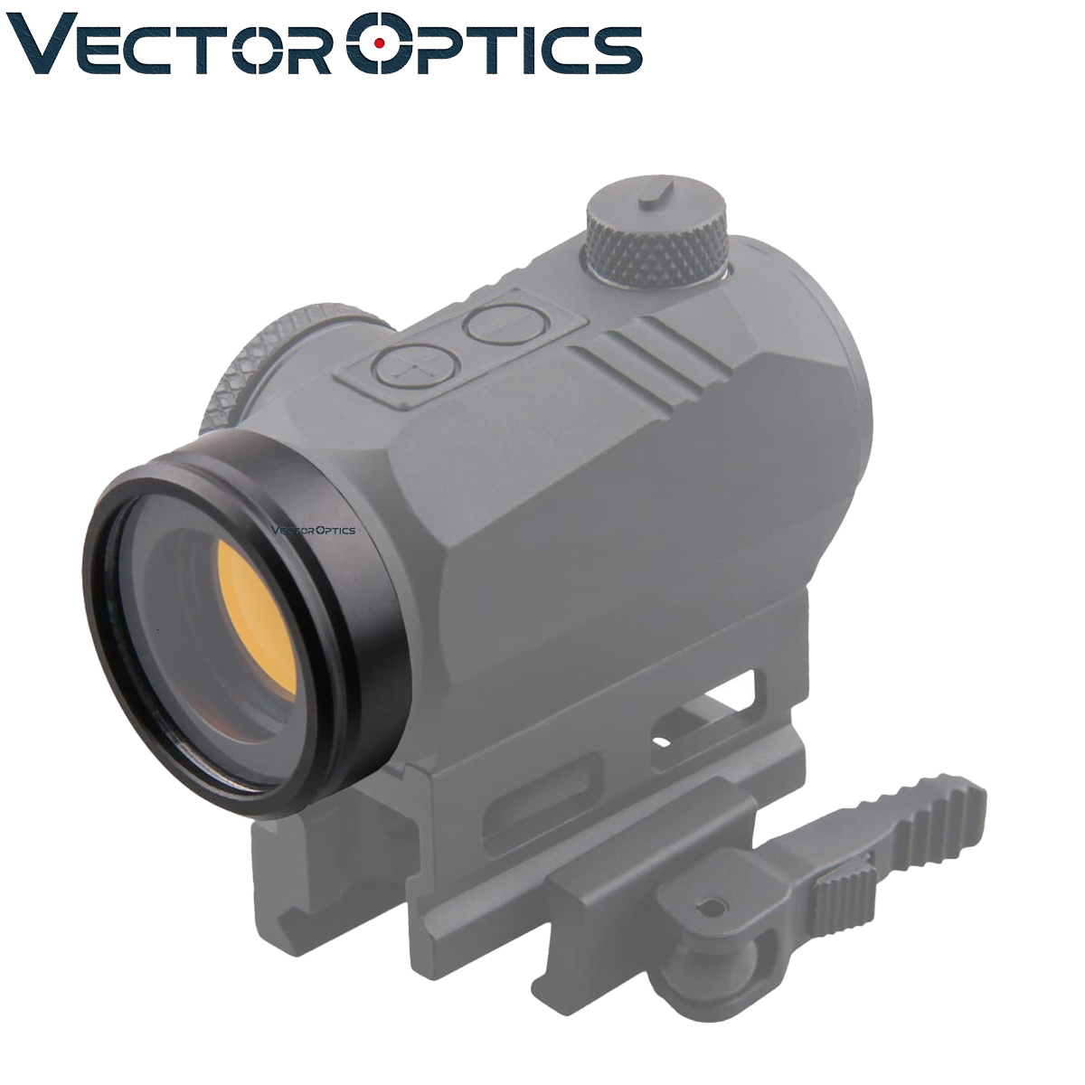 Vector Optics Red Dot Sight Scope Lens Protection Cover Fit Harpy Maverick Centurion Full Metal For Airsoft Game Avoid Broken