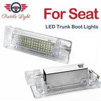 Hohe Helligkeit LED Auto Stamm Gepäck Fach Licht Lampe für Seat Alhambra Altea Cordoba Vario Ibiza Leon 4 Toledo