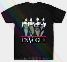 Camiseta unissex vintage en vogue divas funky world tour 1993 1994