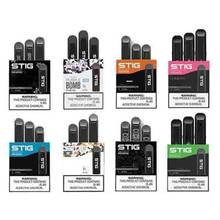 5pcs/lot Vape Pen Hotest Vgod Stig Pods Vape Pen Kit 270mAh Fully Charged Battery With Kit(China)