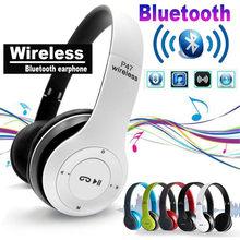 Estéreo cabeça montada bluetooth 4.1 fones de ouvido multifuncional fone de ouvido sem fio fone de ouvido fone de ouvido sem blutooth