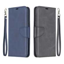 Coque K40 K50 Stylo4 Stylo5 Phone Accessories Couple Simple Fashion Flip Wallet Leather Case For LG Stylo 4 5 Q60 Card Cover