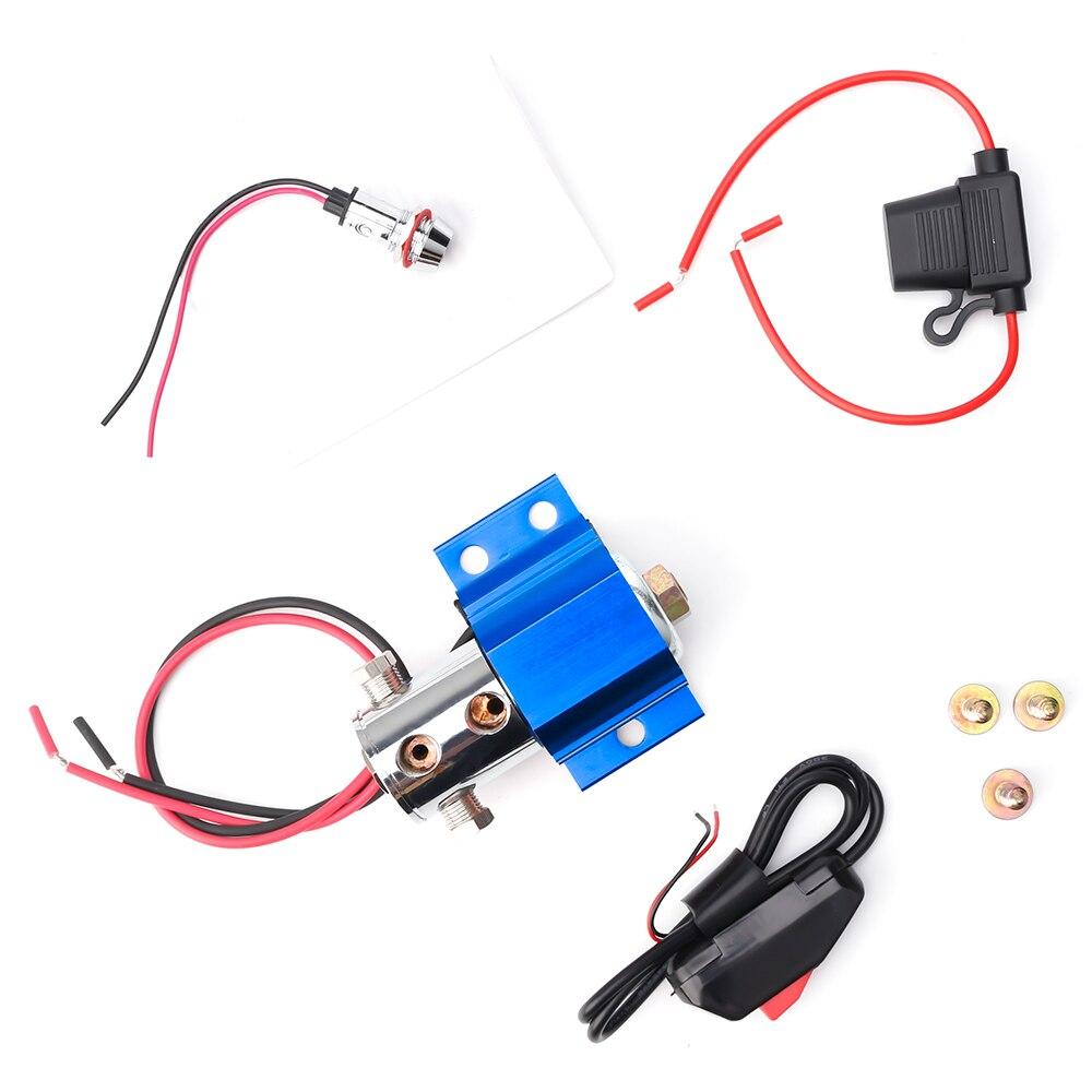 Kit électrique de contrôle de rouleau de serrure de frein de serrure de ligne support de pression