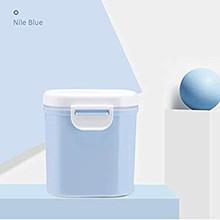 2021 nowy wielofunkcyjny mleko w proszku przyprawy przenośne zamknięte uzupełniające pudełko do przechowywania żywności kuchnia domu tanie tanio CN (pochodzenie) Nowoczesne Z tworzywa sztucznego