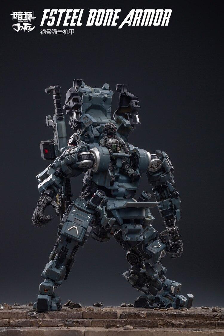 Joytoy 1 25 figura de ação robô