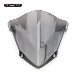 Windshield Windscreen For YAMAHA MT-07 FZ-07 2014-2018 2019 2020 Motorcycle Accessories Wind Deflectors MT07 FZ07 FZ MT 07 09