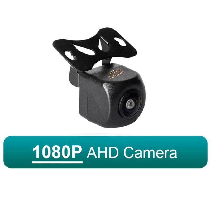 NaviFly AHD 1080P 720P Автомобильная камера заднего вида Автомобильный парковочный монитор CCD Водонепроницаемая Универсальная автомобильная камера