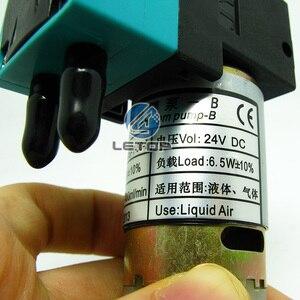 Image 5 - 3 unids/lote de tinta solvente para impresora de inyección de tinta al aire libre JYY 24v 6,5 w bomba de inyección de tinta
