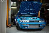 Für Nissan Cefiro 2003-2008 Vorderen Haube Haube Carbon Gas Aufgeladen Gas Streben frühling Heben unterstützung dämpfer 16 53 zoll