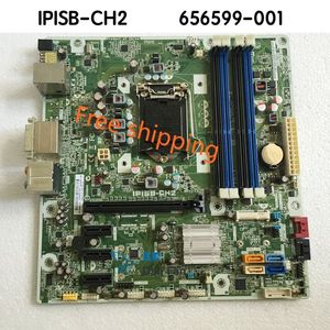 656599-001 для hp H8 H8-1020es Elite 7300 MT настольная материнская плата 623913-002 IPISB-CH2 LGA1155 материнская плата 100% протестирована полностью