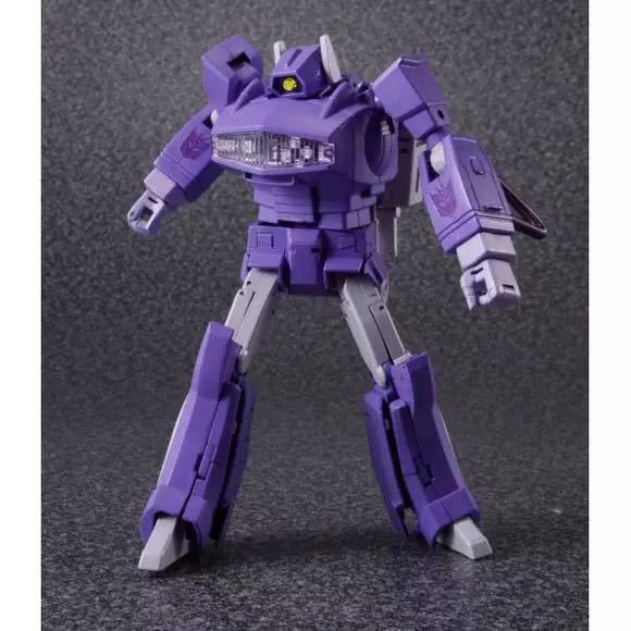 Transformers Masterpiece MP-29 Shockwave Action Figure USA SELLER Laserwave