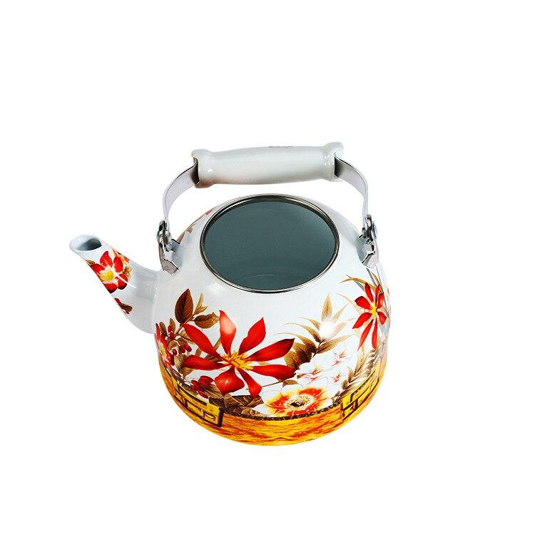 gordura fria alça de cerâmica pote redondo fogão de indução universal