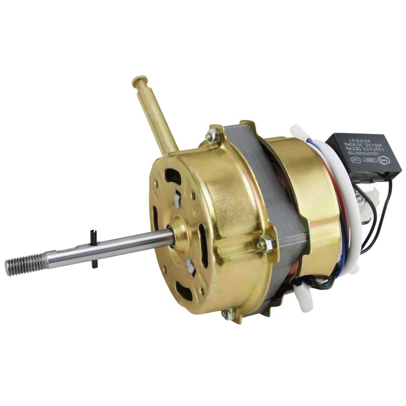 "For 16"" 400mm Single Phase Exhaust Electric Floor Desk Fan Ventilator Motor 220VAC 55W W Capacitor"