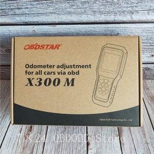 Image 3 - OBDSTAR X300M عداد المسافات تعديل و OBDII دعم بنز الأميال تصحيح أداة X300 M إضافة ل فيات/فولفو و MQB نماذج