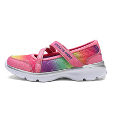 Children Shoes Girls Sneakers Princess Sport Fashion Girl Breathable Casual Summer
