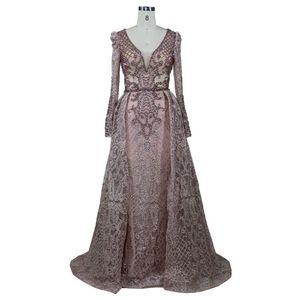 Image 3 - Nuevo diseño 2020 vestido de noche vestido de graduación muchos colores