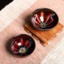 Kungfu Teacup Ceramic Cup Master Douli Individual for tea art set A