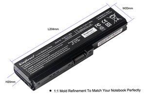 Image 5 - KingSener PA3817U 1BRS PA3817U Batterie Pour Toshiba Satellite A660 C640 C600 C650 C655 C660 L510 L630 L640 L650 L670 L770 PA3818U