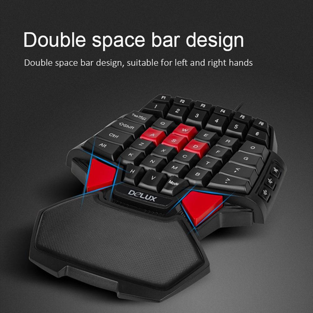 Gamer keybord mouse