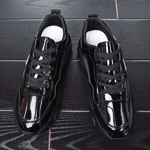 Image 3 - Baskets respirantes en maille pour hommes, chaussures De loisirs, tennis, 2020