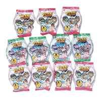 Lot von 5 Packs YO-KAI YoKai Uhr Medaillen Serie 1 Serie 2 Serie 3 Serie 4 Blind Taschen Versiegelt NEUE für kinder jungen