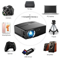 4K HD 1080P Wifi Drahtlose Projektor LED Android 6.0 Bluetooth HDMI Home Theater SP99