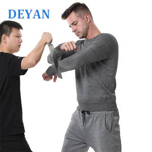 T-Shirt Security-Jacket Police Anti-Cutting Self-Defense Personal-Tactics Safety-Equipment