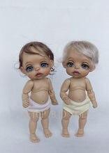 Aetop bjd boneca 12 pontos melão bebê boneca resina