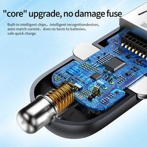 Image 5 - Olaf Xe Hơi USB Quick Charge 3.0 2.0 Sạc 2 Cổng USB Sạc Nhanh Ô Tô Cho iPhone Samsung máy Tính Bảng Trên Ô Tô Sạc