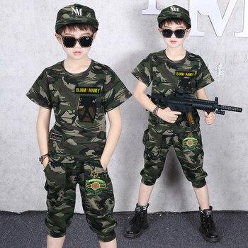 Unisex Camouflage Clothing Sets