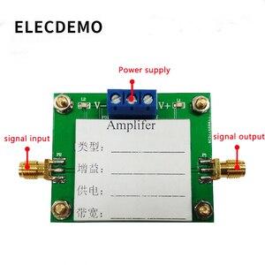 Image 2 - OPA690 Modulo Ad Alta Velocità Op Amp Buffer Corrente Non Invertente Amplificatore Concorrenza Modulo 500M di Larghezza di Banda Del Prodotto