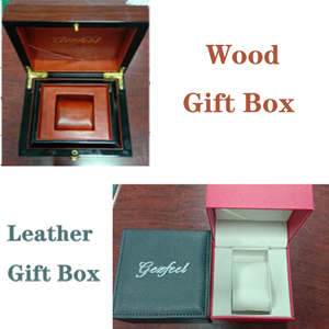 Image 5 - GEZFEEL luxus marke damen mechanische uhr jade strap Frauen uhren mode wasserdichte armbanduhr Reloj mujer + caja de madera
