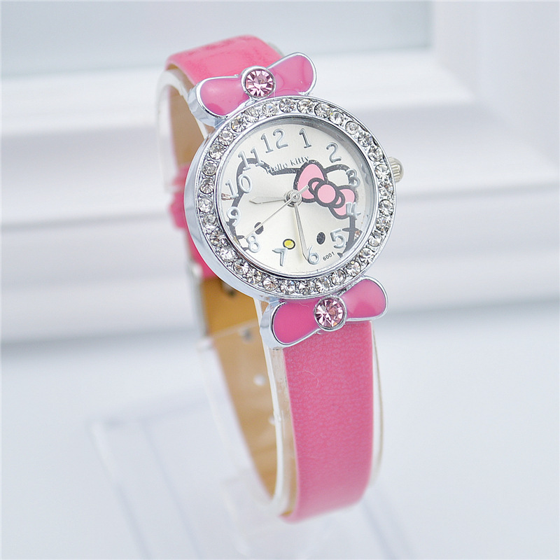 High Quality Kids Watch 2019 Fashion Casual Student Girl Boy Watch Cute Cartoon Watch For Kids Gift
