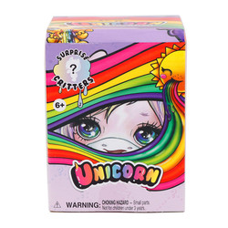 Poopsie Slime brinquedo descompressão boneca de barro Poopsie brilhante rainbow unicorn Macio cristal lama compressível de balanço para crianças kid brinquedos