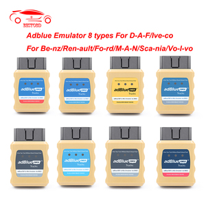 Image 1 - AdBlue Эмулятор Евро 4/5/6 OBD2 OBDII AdBlueOBD2 OBD2 NOx Ad синий эмулятор для Scania для DAF для Renault для IVECO для Volvo
