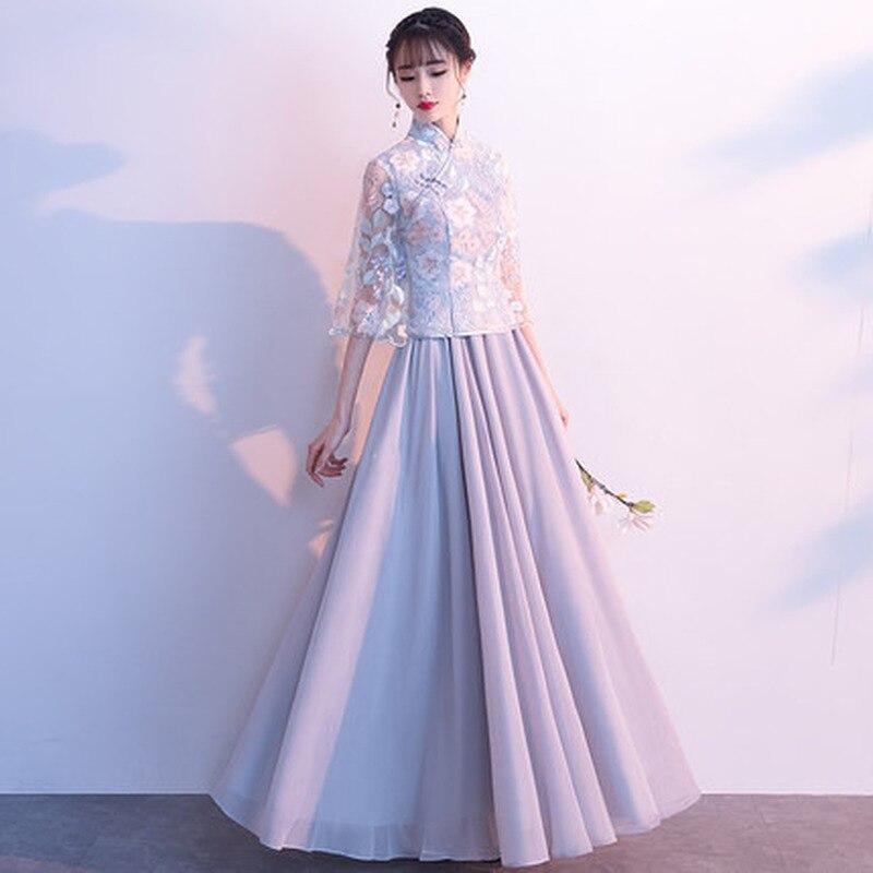 Burgundy Bridesmaid Dresses Pink Wedding Guest Dress Floor-Length Lace Appliques Dress For Wedding Party Vestido Largo Sirena