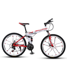 Mountain-Bike Mtb Bicycle Foldable High-Carbon-Steel Ultra-Lightweight Adult 24/26inch