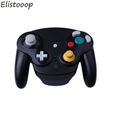 For Gamecube Controller Wireless Bluetooth Gamepad Handheld Joystick 2.4Ghz Bluetooth Controller for Nintendo for NGC for Wii