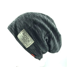 women hat Autumn Winter Double Thick Warm Caps Ear Protector Cap Hats for Women Beanie Solid Color Beanies Hip-pop hats