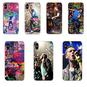 Chris Martin Coldplay Piano Viva La Live For Galaxy Grand A3 A5 A7 A8 A9 A9S On5 On7 Plus Pro Star 2015 2016 2017 2018 image