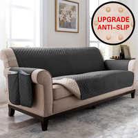 Schnitts Sofa Couch Abdeckung Haustier Hund Kinder Matte Stretch Elastische Liege Sofa Abdeckung Möbel Schutz Wasser Widerstand Anti-Slip