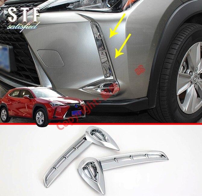 Chrome bumper Fog light Cover trims For honda CRV 2010 2011 Except Diesel