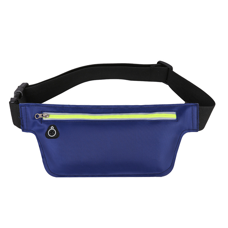 New Style Ultra-Thin Outdoor Sport Waist Bag Men And Women Light Waist Pack Waterproof Stretch Belt Rides Luggage Customizable