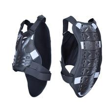 Ghost racing jaqueta de proteção para motociclista, jaqueta da moto de cruz, protetor de corpo, armadura, proteção traseira