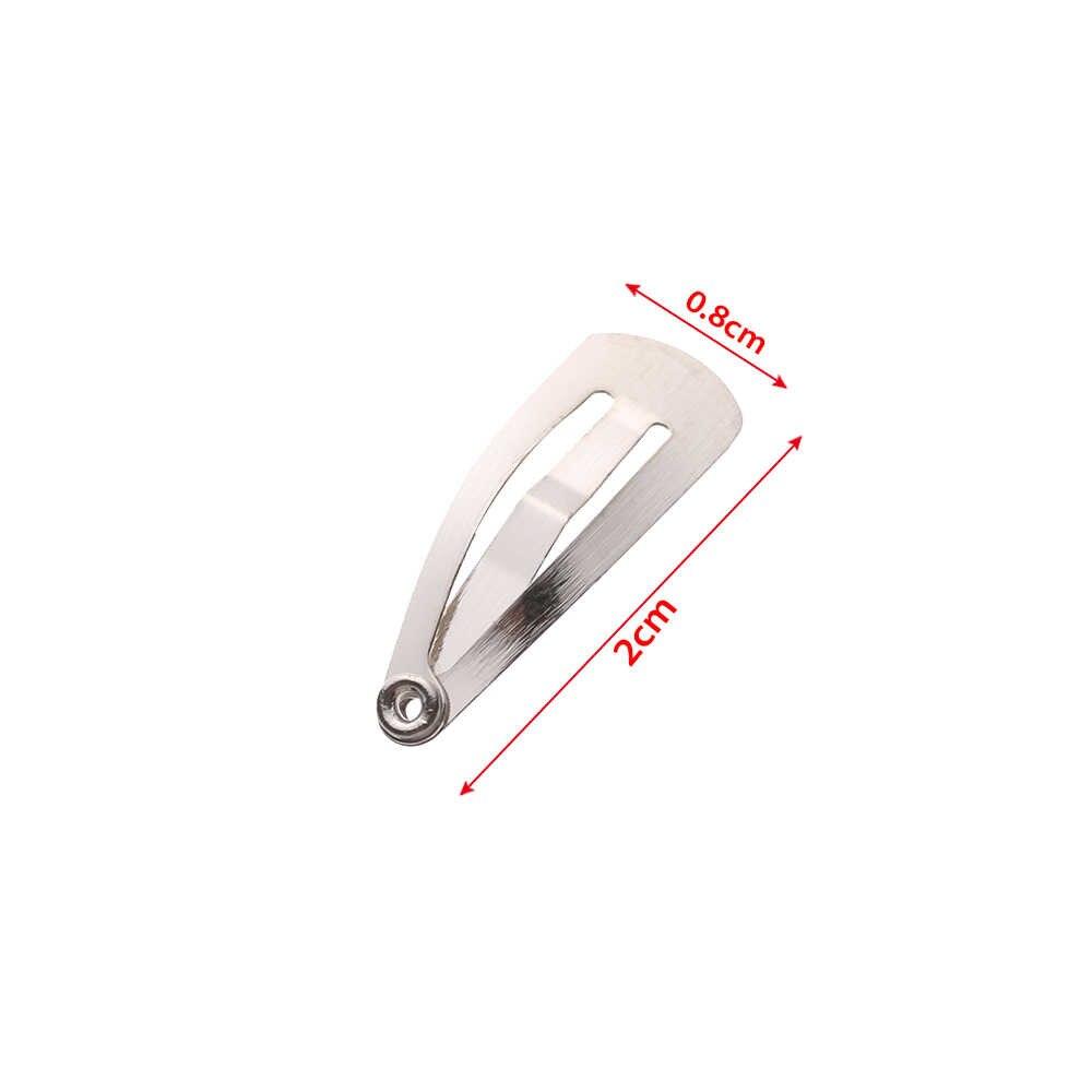 10/20/30 Pcs Mini Metal Haar Clip voor DIY Pop BJD/SD Haarspeld Hoofddeksels Prinses Poppen hoofd Clip Speelgoed Pop Decoratie Accessoires