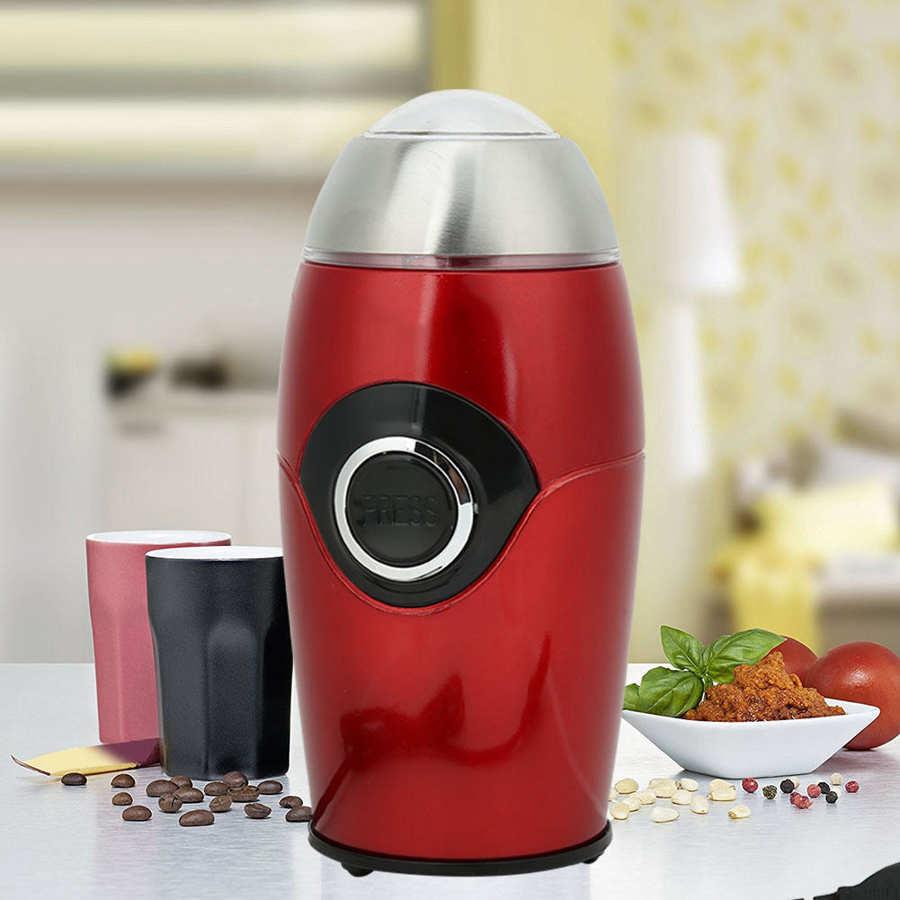 Купить электрическая кофемолка миниатюрный многофункциональный шлифовальный